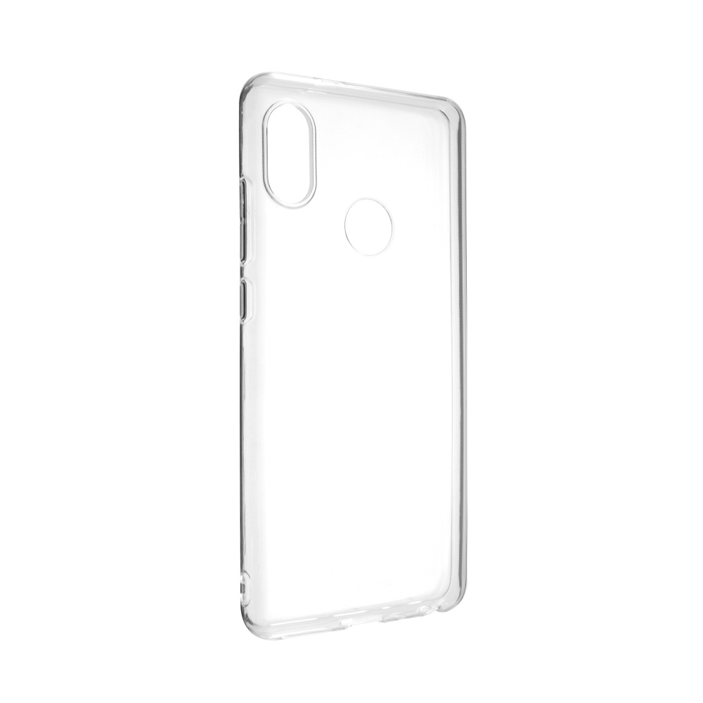 Silikonové pouzdro FIXED pro Xiaomi Redmi Note 5, čiré