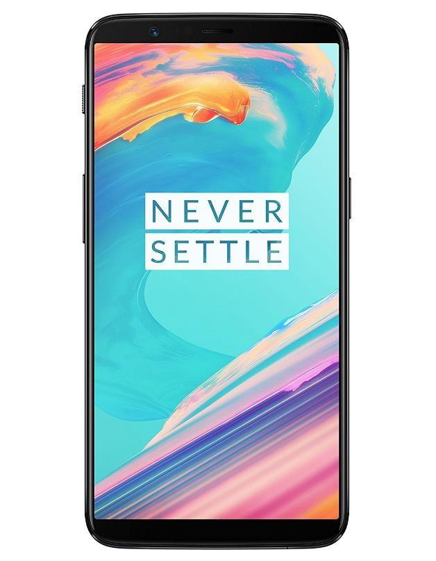 Dotykový telefon OnePlus 5T