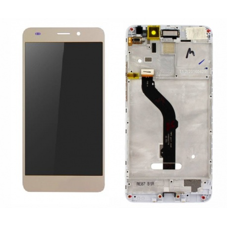 LCD + dotyk pro Honor 7 OEM, gold