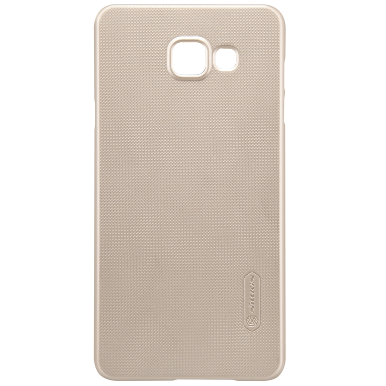 Nillkin Super Frosted kryt + fólie Samsung A600 Galaxy A6 Gold