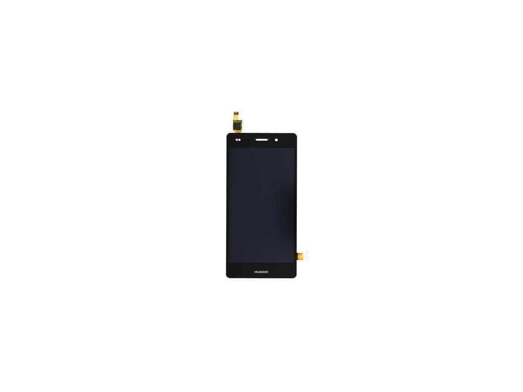 LCD + dotyk + přední kryt pro Asus Zenfone 5 ZE620KL, black