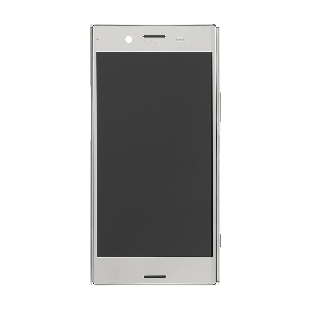 LCD + dotyk pro Sony Xperia XZ Premium , silver