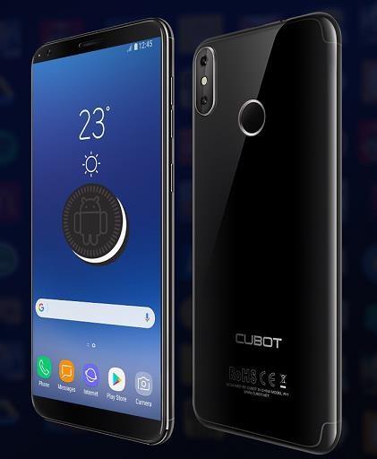 Smartphone Cubot R11