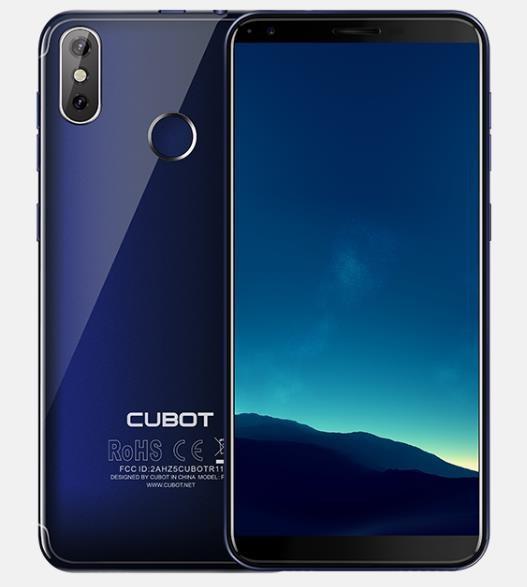 Chytrý telefon Cubot R11