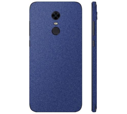 Ochranná fólie 3mk Ferya pro Xiaomi Redmi 5 Plus, půlnoční modrá matná