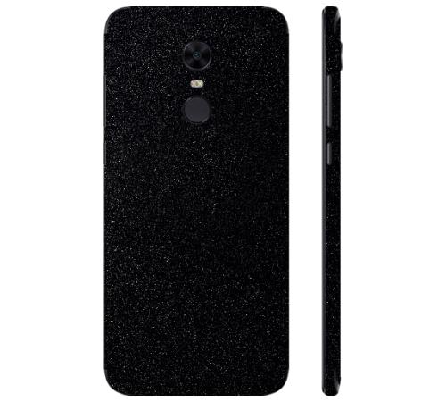 Ochranná fólie 3mk Ferya pro Xiaomi Redmi 5 Plus, černá lesklá