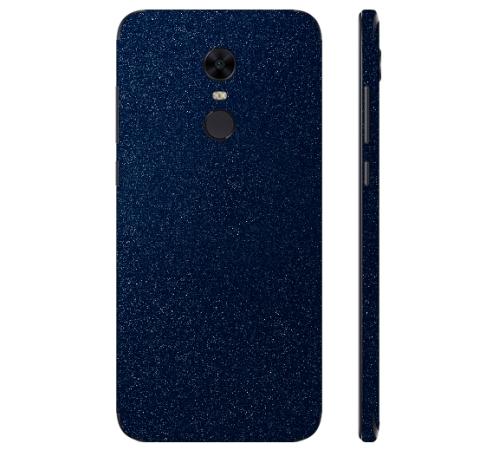 Ochranná fólie 3mk Ferya pro Xiaomi Redmi 5 Plus, tmavě modrá lesklá
