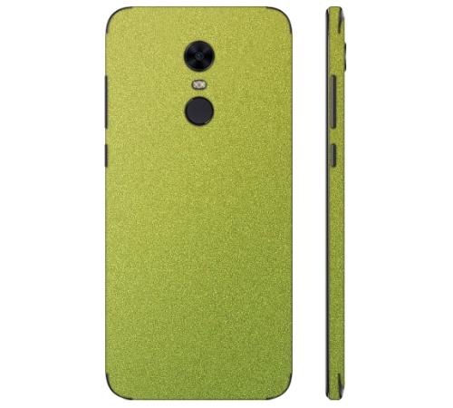 Ochranná fólie 3mk Ferya pro Xiaomi Redmi 5 Plus, zlatý chameleon
