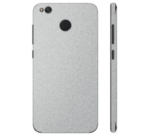 Ochranná fólie 3mk Ferya pro Xiaomi Redmi 4X, stříbrná matná