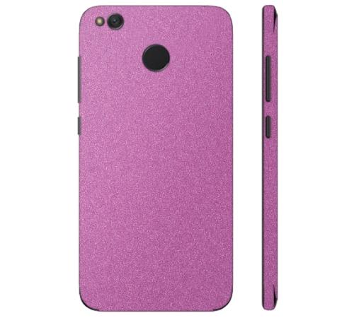 Ochranná fólie 3mk Ferya pro Xiaomi Redmi 4X, růžová matná