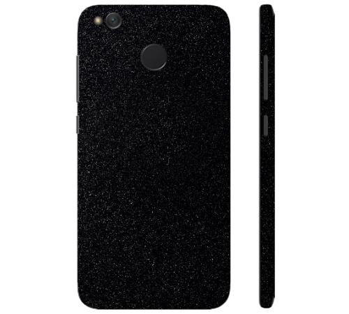 Ochranná fólie 3mk Ferya pro Xiaomi Redmi 4X, černá lesklá
