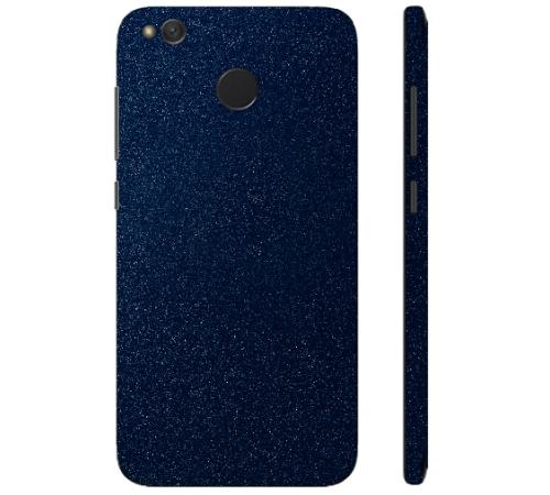 Ochranná fólie 3mk Ferya pro Xiaomi Redmi 4X, tmavě modrá lesklá