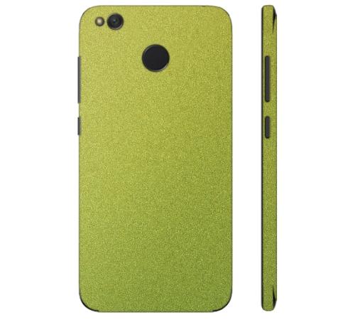 Ochranná fólie 3mk Ferya pro Xiaomi Redmi 4X, zlatý chameleon