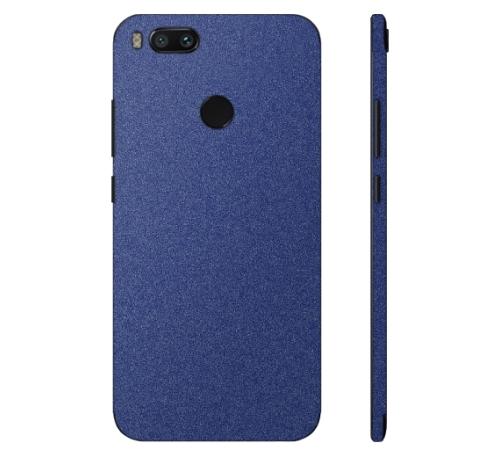 Ochranná fólie 3mk Ferya pro Xiaomi Mi A1, půlnoční modrá matná