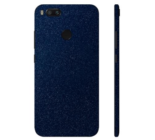 Ochranná fólie 3mk Ferya pro Xiaomi Mi A1, tmavě modrá lesklá