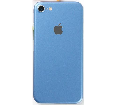 Ochranná fólie 3mk Ferya pro Apple iPhone 7, ledově modrá matná