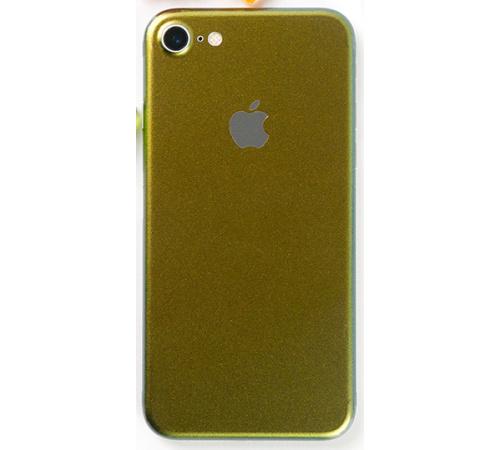 Ochranná fólie 3mk Ferya pro Apple iPhone 6S, zlatý chameleon