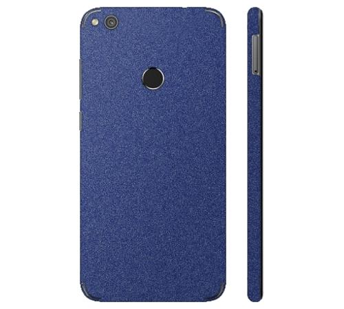 Ochranná fólie 3mk Ferya pro Huawei P8 Lite, půlnoční modrá matná
