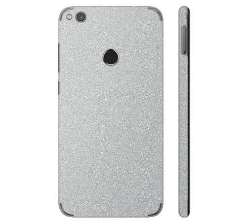 Ochranná fólie 3mk Ferya pro Huawei P8 Lite, stříbrná matná
