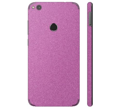 Ochranná fólie 3mk Ferya pro Huawei P8 Lite, růžová matná