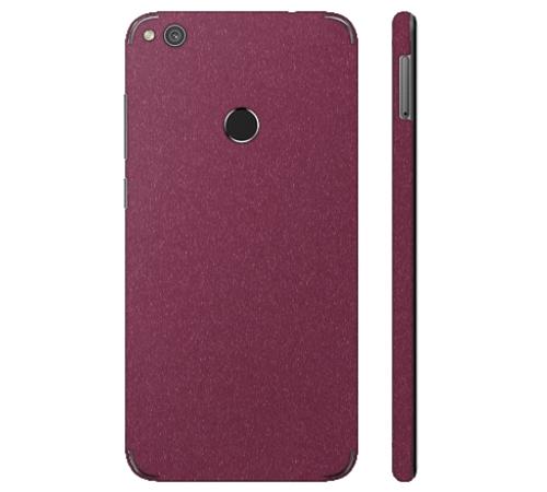 Ochranná fólie 3mk Ferya pro Huawei P8 Lite, vínově červená matná