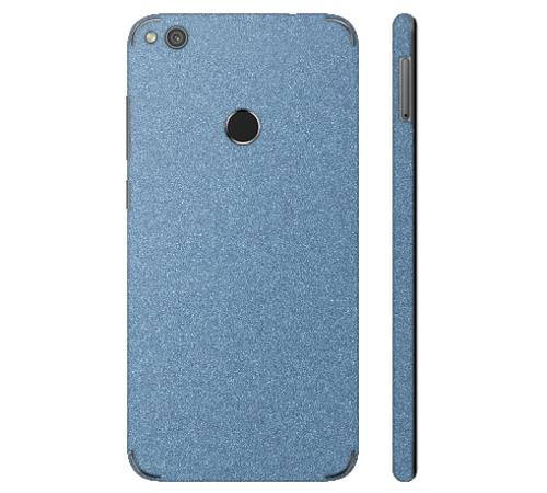 Ochranná fólie 3mk Ferya pro Huawei P8 Lite, ledově modrá matná