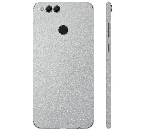 Ochranná fólie 3mk Ferya pro Honor 7X, stříbrná matná