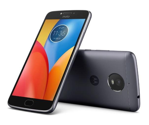 Mobilní telefon Moto E4