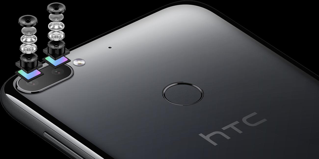 Chytrý telefon HTC Desire 12+