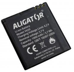 Baterie ALIGATOR V650 Li-Ion 1.000mAh