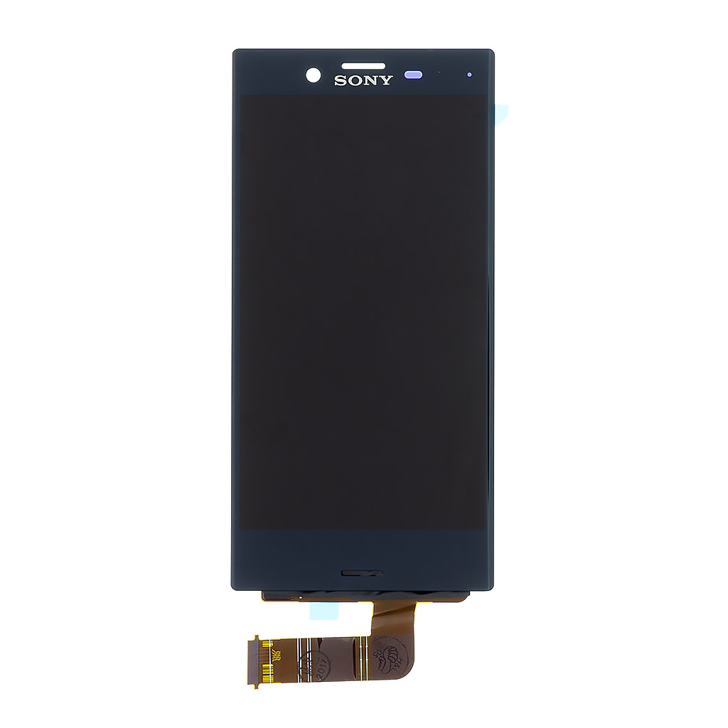 LCD display + dotyková deska pro Sony Xperia X Compact černá