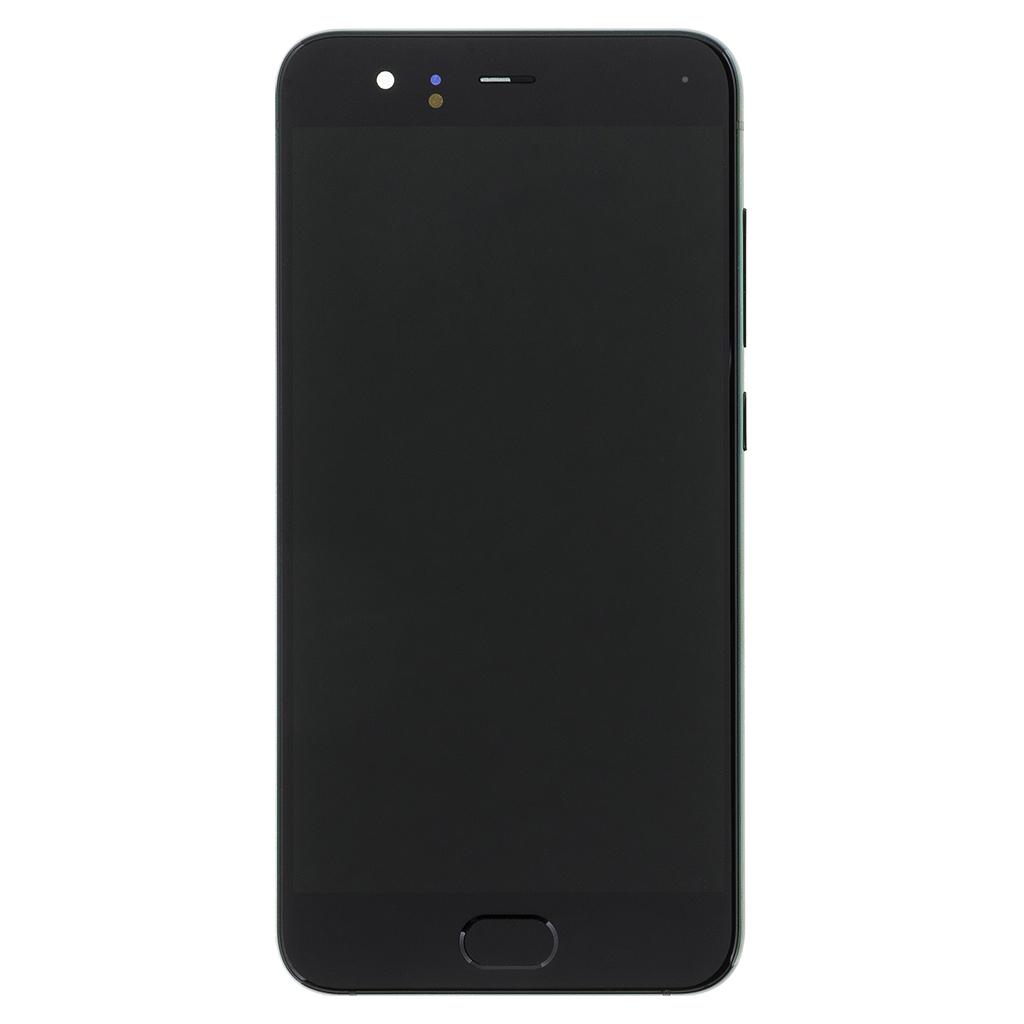 LCD display + dotyková deska pro Nokia 1 černá