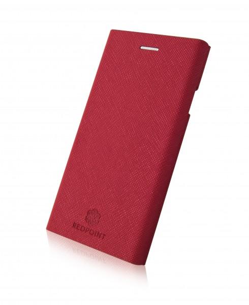 Flipové pouzdro Redpoint Roll pro Xiaomi Mi MIX2 červené