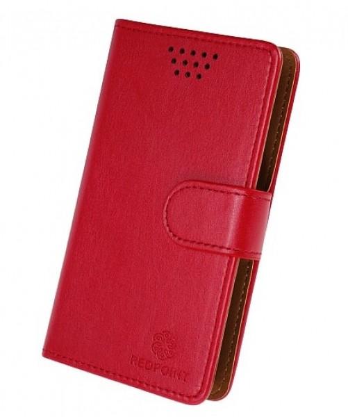 Univerzální pouzdro RedPoint Book Universal 5XL červené