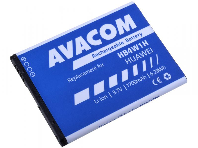 Baterie AVACOM Li-Ion 1500mAh (náhrada BA750)