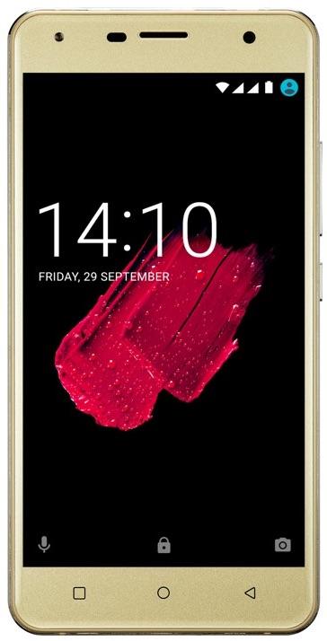 Stylový smartphone Prestigio Muze D5
