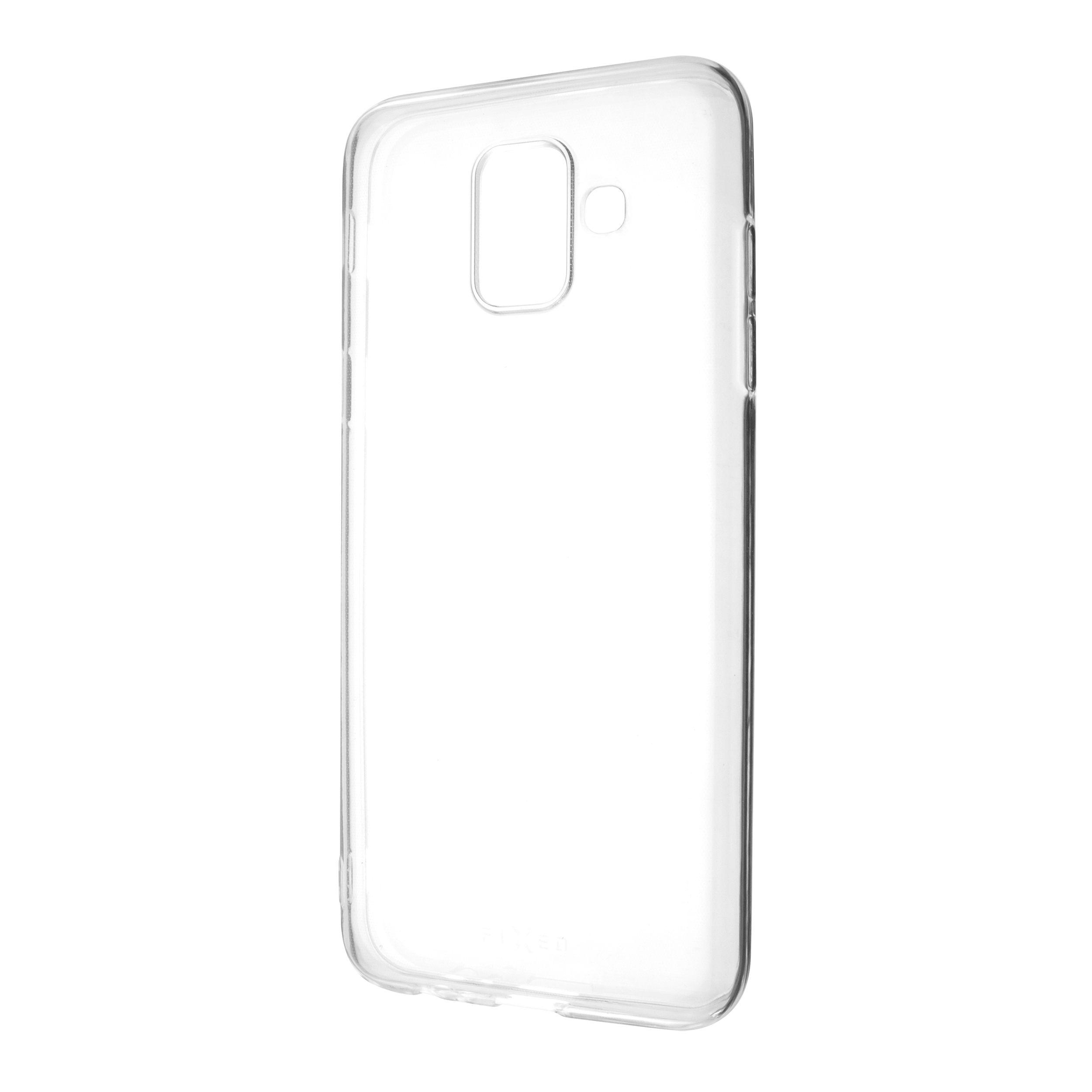 Silikonové pouzdro FIXED pro Samsung Galaxy A6, čiré
