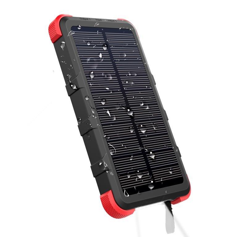Solární powerbanka OUTXE PCB10000WS Savage 10000mAh