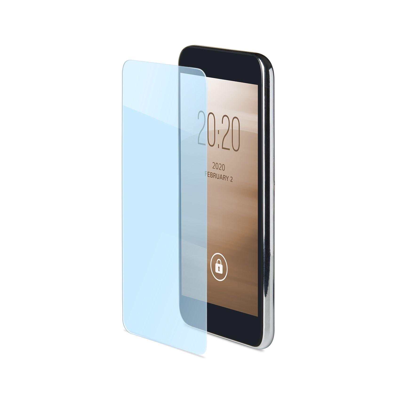 Ochranné tvrzené sklo CELLY Glass antiblueray pro Motorola Moto G6 Play