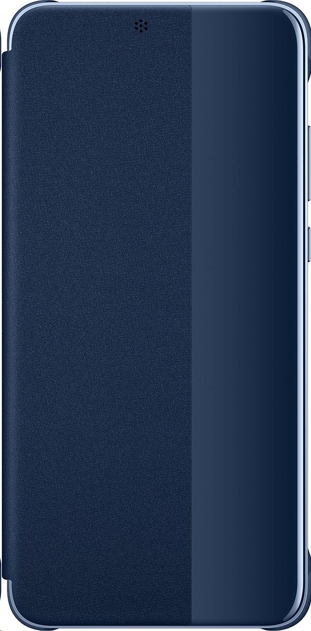 Original flipové pouzdro Huawei P20, blue (EU Blister)