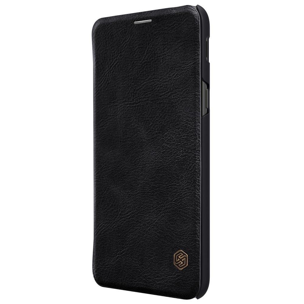 Flipové pouzdro Nillkin Qin pro Samsung Galaxy A6 2018, black