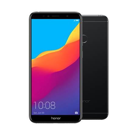 Dotykový telefon Honor 7A