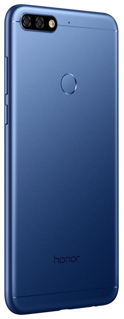 Celokovový telefon Honor 7C