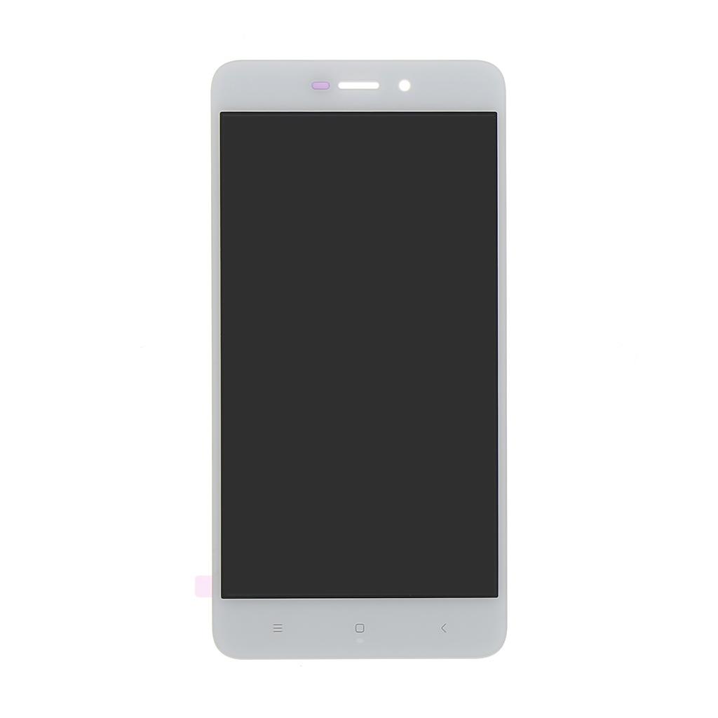 LCD + dotyková deska pro Xiaomi Redmi Note 5A bílá (Service Pack)