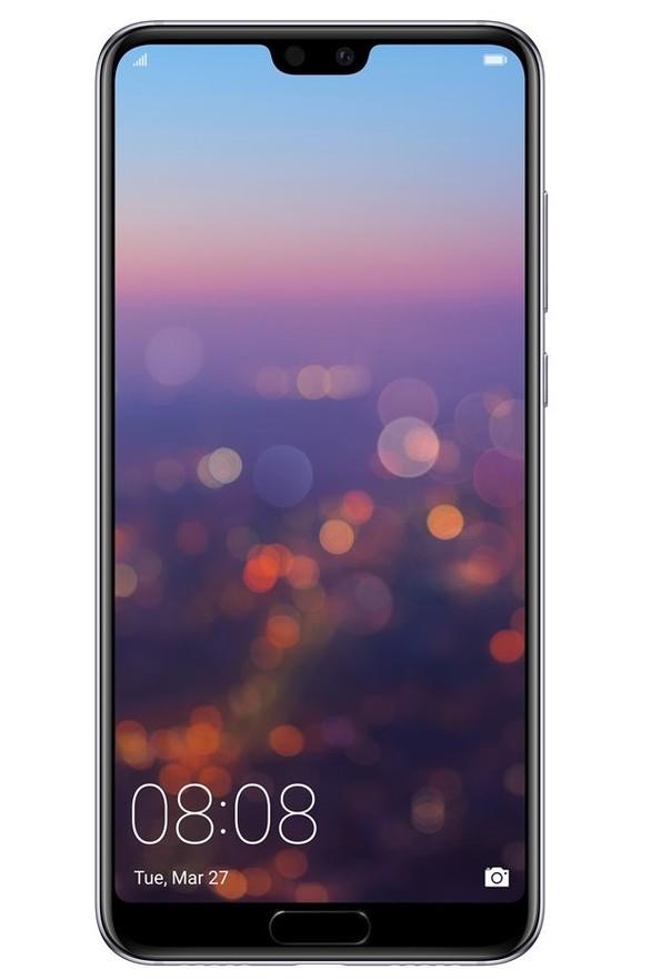LCD + dotyková deska pro Huawei P20 Pro Twilight (Service Pack)