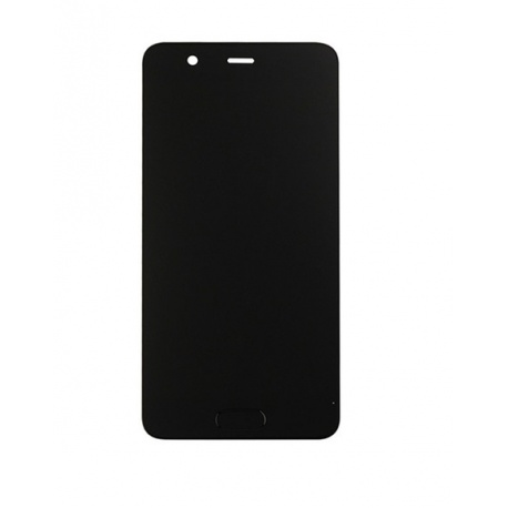 LCD + dotyk + přední rámeček pro Huawei P10 OEM, black