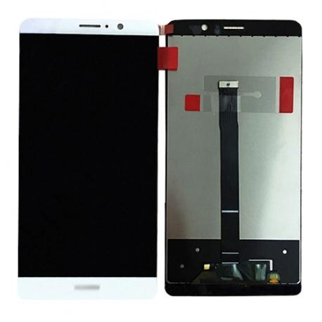 LCD + dotyk + rámeček pro Huawei Mate 9 OEM, white