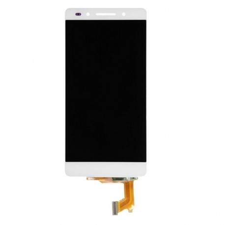 LCD + dotyk + rámeček pro Honor 7 OEM, white