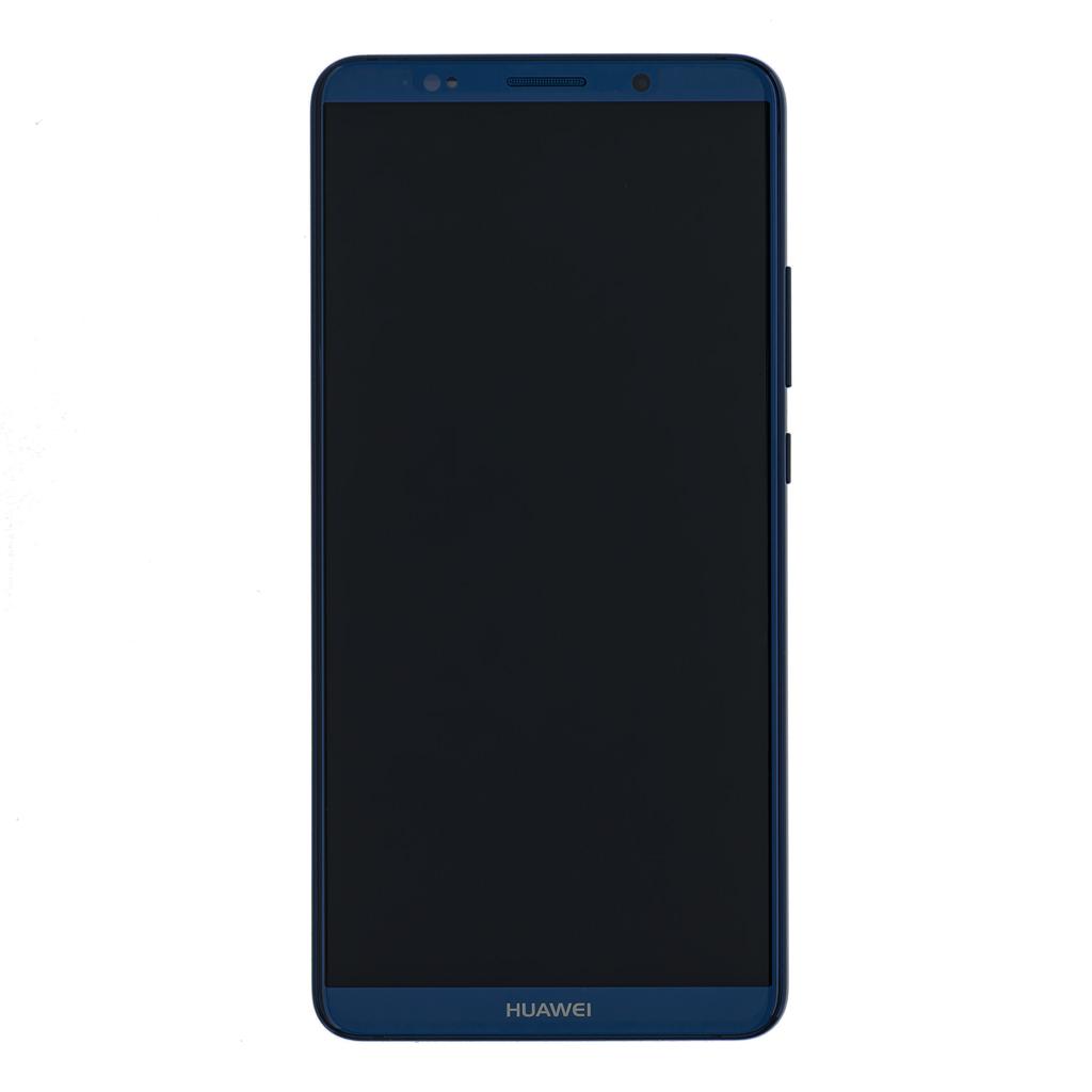 LCD + dotyková deska pro Huawei P20 Pro modrá (Service Pack)