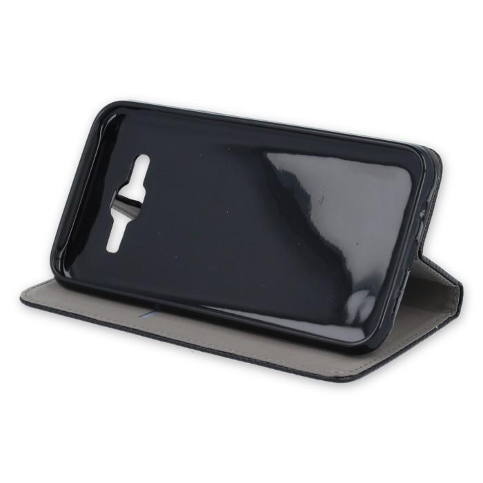 Pouzdro Smart Magnet Huawei Y6 Prime 2018, black2